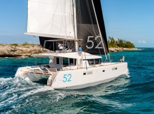 Lagoon52_sailing_black_jib_costal