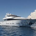 Maiora 29 Adriatic Blues exteror starboard cruise