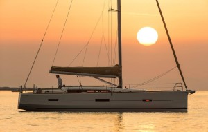 D460_Sunset_Stbd_CroYachting