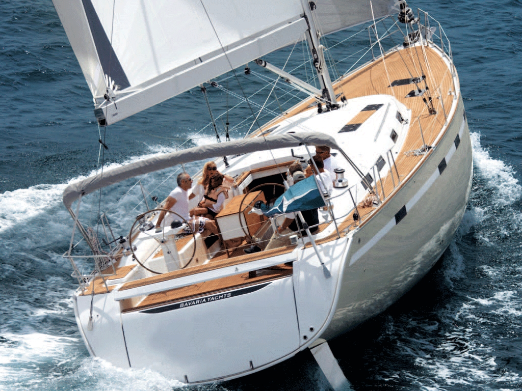 Bavaria 56 New - Private Yacht Charter Sailing Holidays