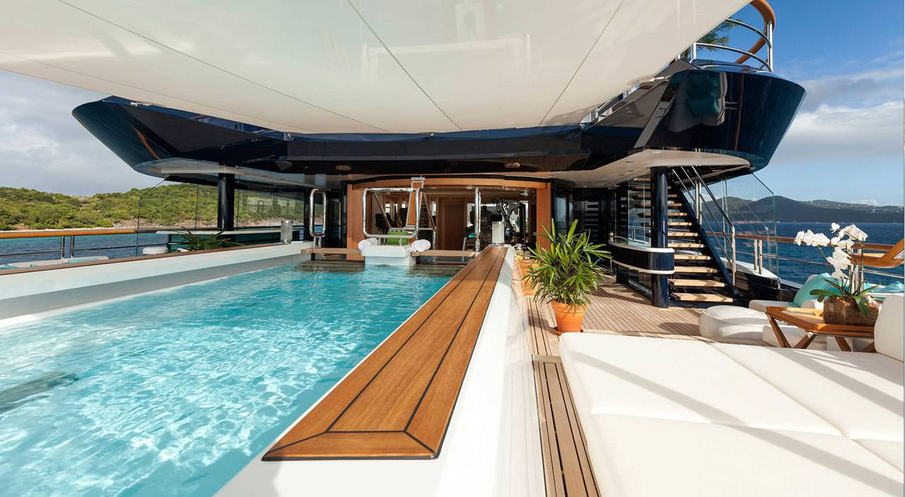 Solandge Super Luxury Motor Yacht Available For Charter