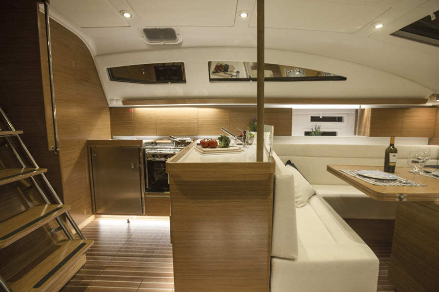 Elan 45 Impression Private Yacht Charter Sailing