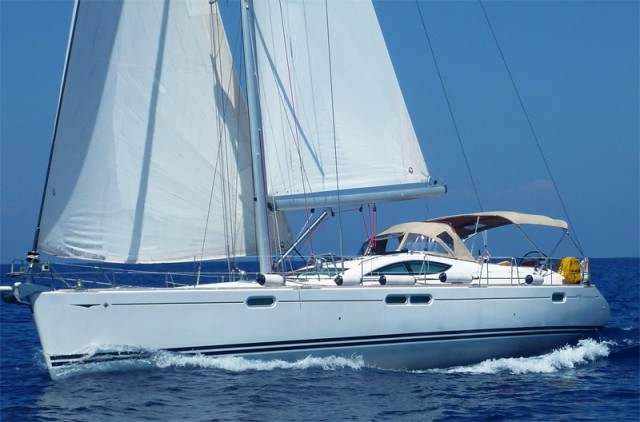 Sun Odyssey 54 Ds Private Yacht Charter Sailing Holidays Croatia