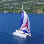 Catamaran day Sailing from Split